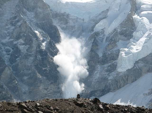 Very Dangerous Avalanche Disaster
