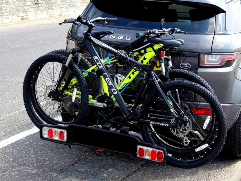 bike rack for cars