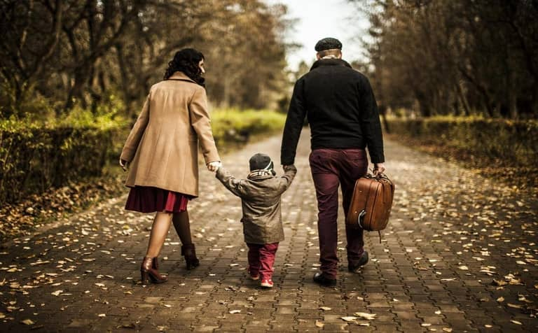adopting child impact on parents