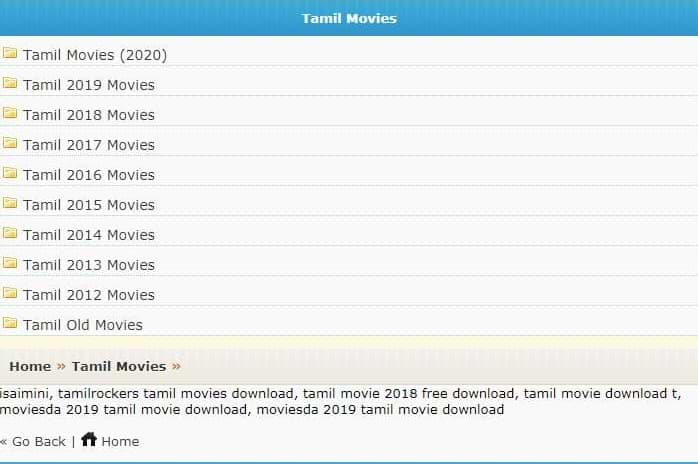 isaimini - watch download tamil movies