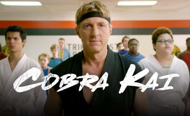 cobra kai - Sports TV Shows
