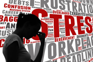 effect of Unemployment leads to anxiety