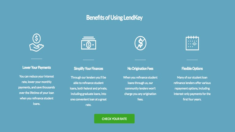 lendkey Loan Refinancing