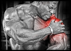 body builing pain