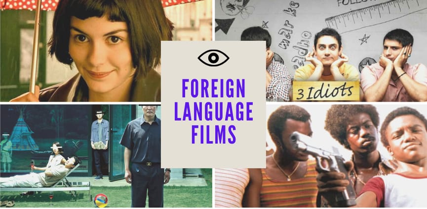 Best Foreign Language Films