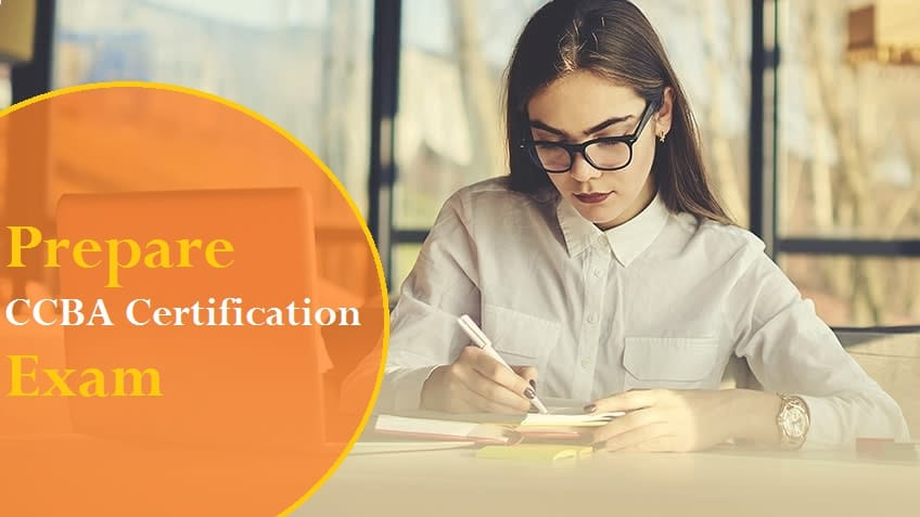 How to prepare for the CCBA Certification Exam