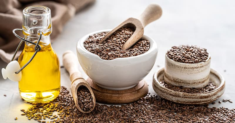 Flaxseeds Nutritional Values and Benefits