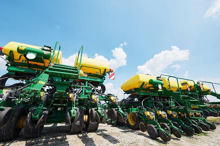 5 Most Common Heavy Machineries Used In Farming